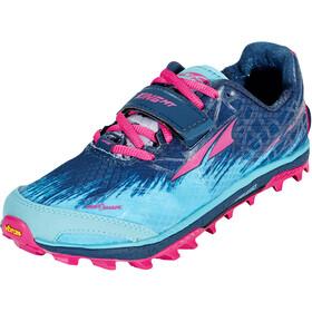 Altra King MT 1.5 Trail Running Shoes Women blue/raspberry